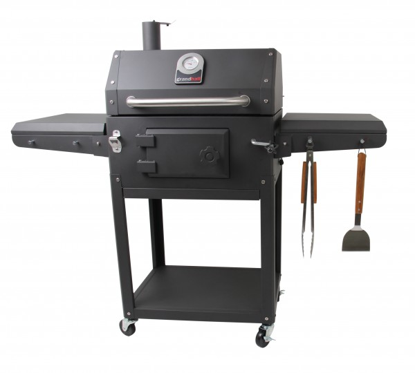 grandhall, grill, grandhall grill, holzkohle grill, gasgrill, xenon grill