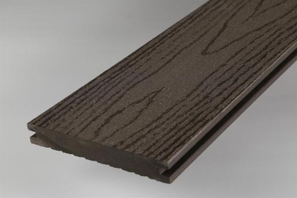 WPC Dielen, Terrassendielen, WPC Terrassenbelag braun Holzoptik hier günstig online kaufen