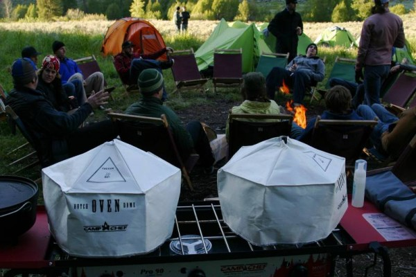 Camp Chef Zubehör Kochtopf Dutch Oven Camping Geschirr günstig online kaufen