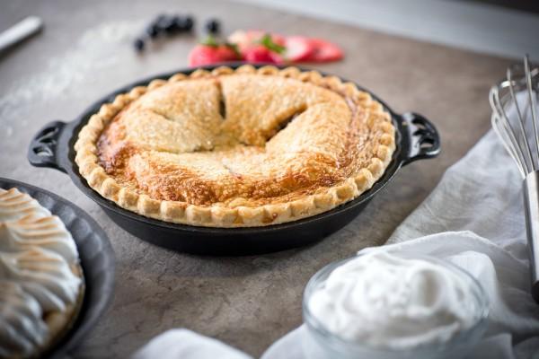Camp Chef Kochgeschirr aus Gusseisen hier günstig online kaufen