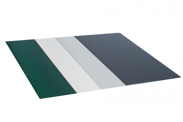 Sichtschutz, Windschutz, Hart PVC Streifen, Premium Muster in 4 Farben hier günstig online kaufen