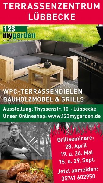 Grillseminare / Grillkurse / BBQ Workshops 2018 in 32312 Lübbecke mit David Pauka